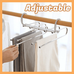 S-Type Stainless Steel Pants Hangers
