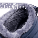 Warm Fur Anti-Skid Snow Boots
