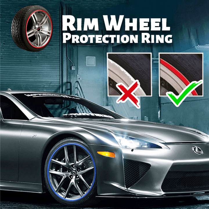 Rim Wheel Protection Ring