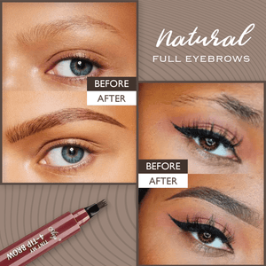 4-Tip Eyebrow Tattoo Pen