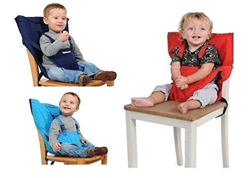 Portable Highchair Baby Seat Belt
