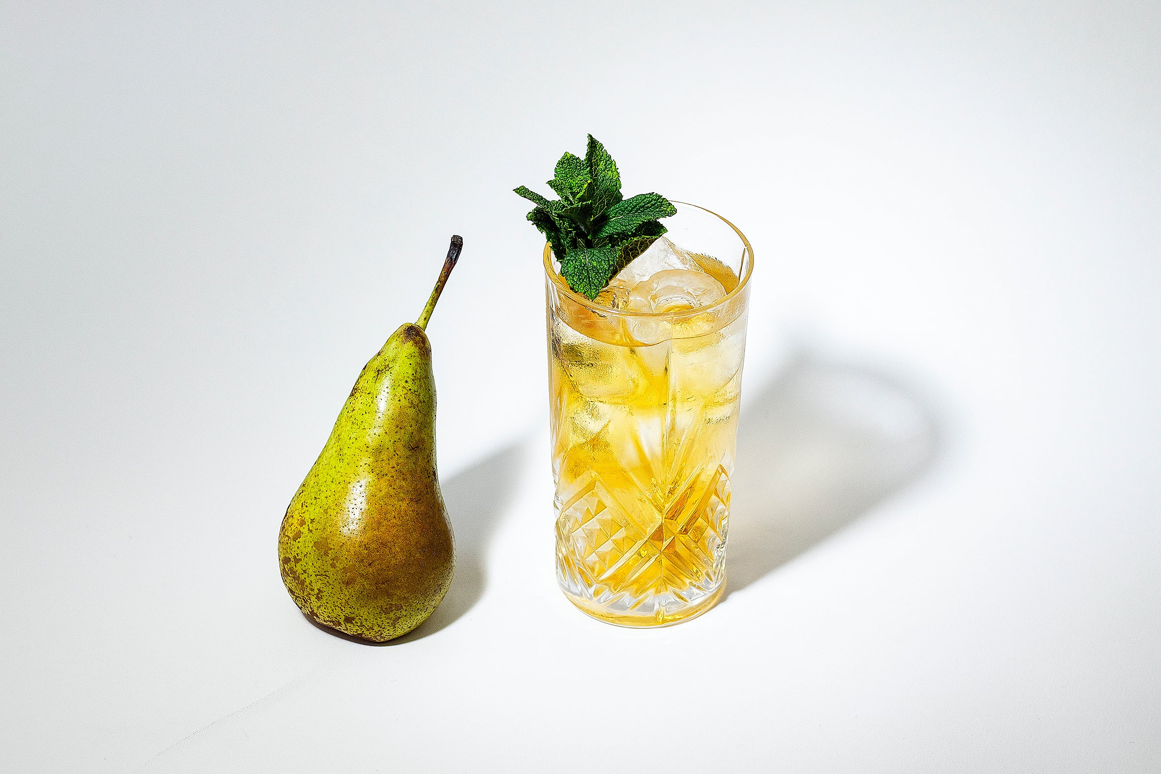 Mack Whisky Highball