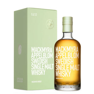 Appelblom Calvados Finished Whisky Package from Mackmyra