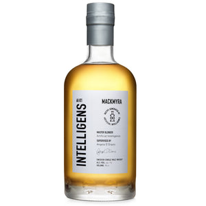 Mackmyra Intelligens Whisky The first whisky developed using artificial intelligence