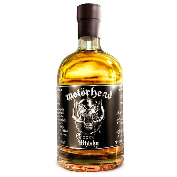 Motorhead Whisky by Mackmyra Available in 50 countries