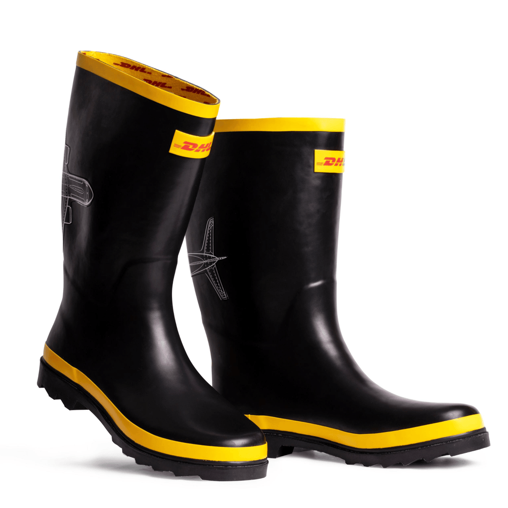 (M) TRIPLE 7 STOMPERS MEN'S RAIN BOOTS