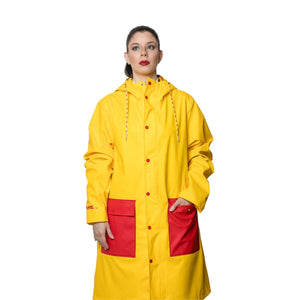 UNDERCOVERED UNISEX RAINCOAT