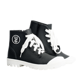 INKY BLACK RAINKERS WOMEN'S RAIN BOOTS