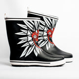 DIRTY DEVIL MEN'S RAIN BOOTS