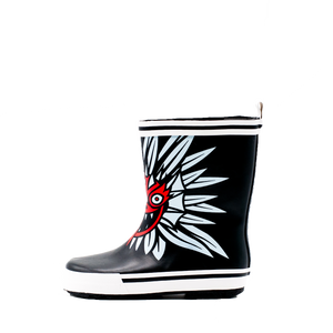 DIRTY DEVIL KIDS RAIN BOOTS