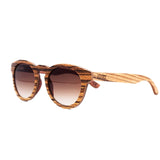 GROOVY WOOD SUNGLASSES