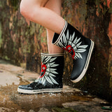 DIRTY DEVIL WOMEN'S RAIN BOOTS