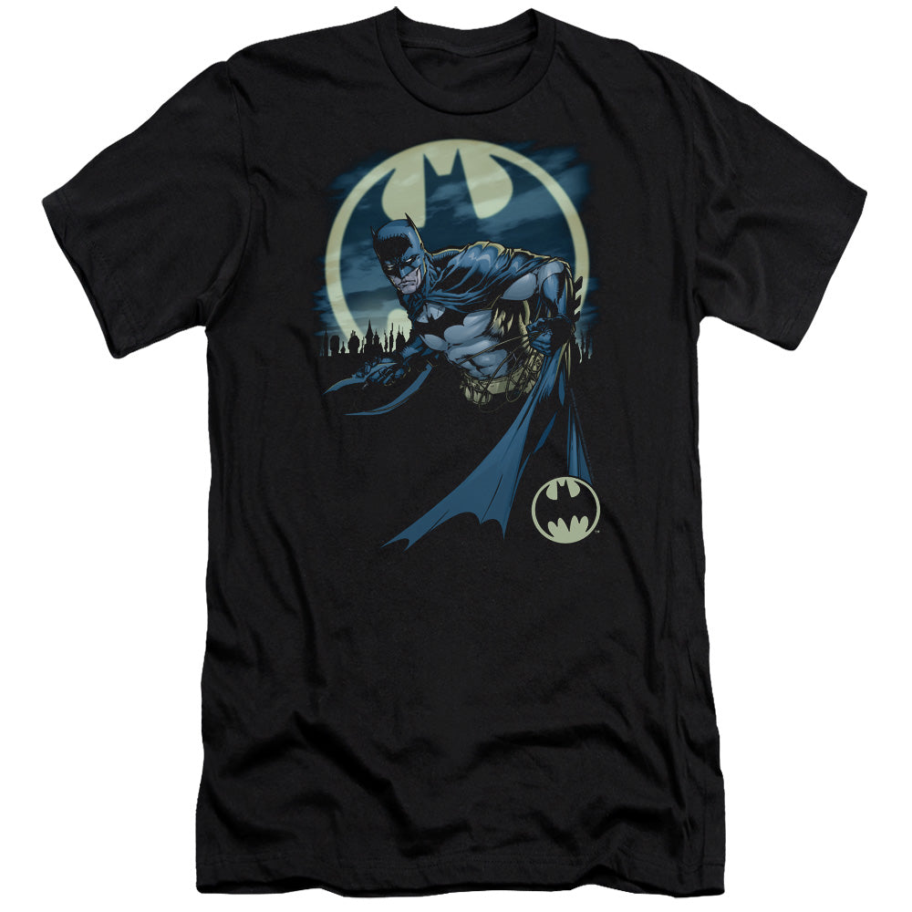 Batman - Heed The Call Premium Canvas Adult Slim Fit 30/1 - Orion Go Beyond