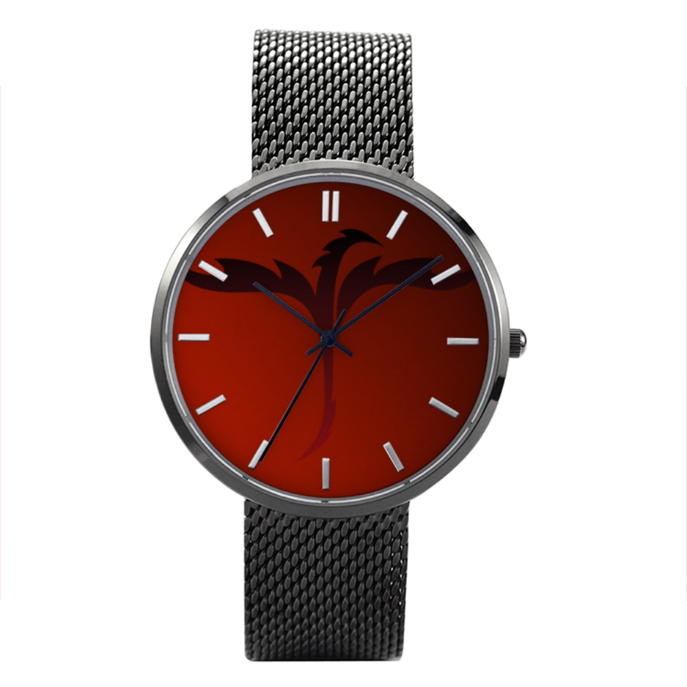 30 Meters Waterproof Quartz Fashion Watch With Casual Stainless Steel Band - Orion Go Beyond