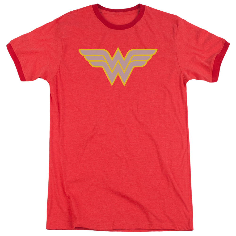 Dc - Ww Logo Adult Heather - Orion Go Beyond