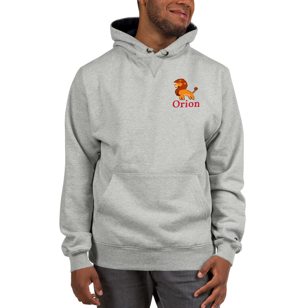 Champion Hoodie - Orion Go Beyond