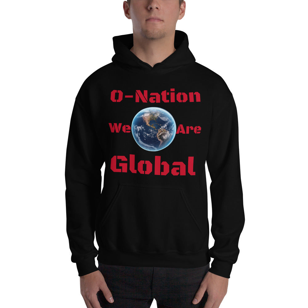 Gildan 18500 Unisex Heavy Blend Hooded Sweatshirt - Orion Go Beyond