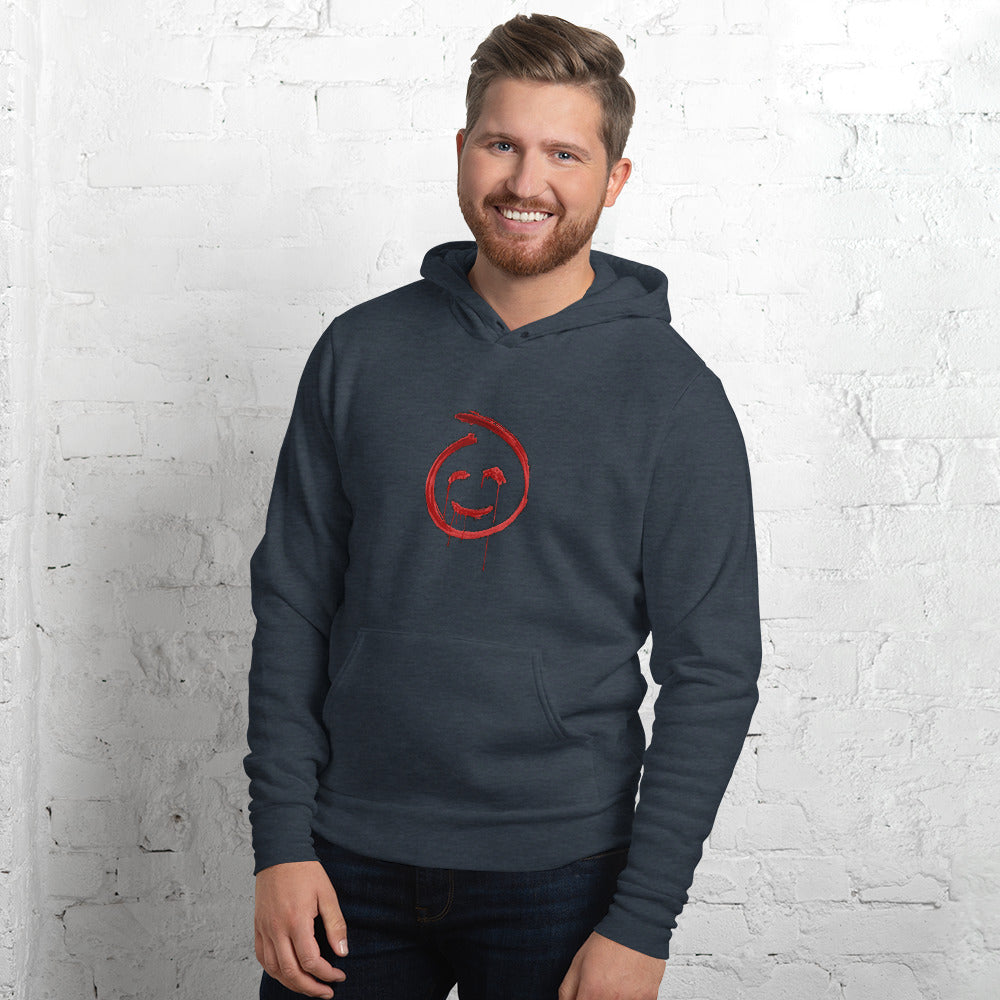 Bella + Canvas 3719 Unisex Fleece Pullover Hoodie - Orion Go Beyond