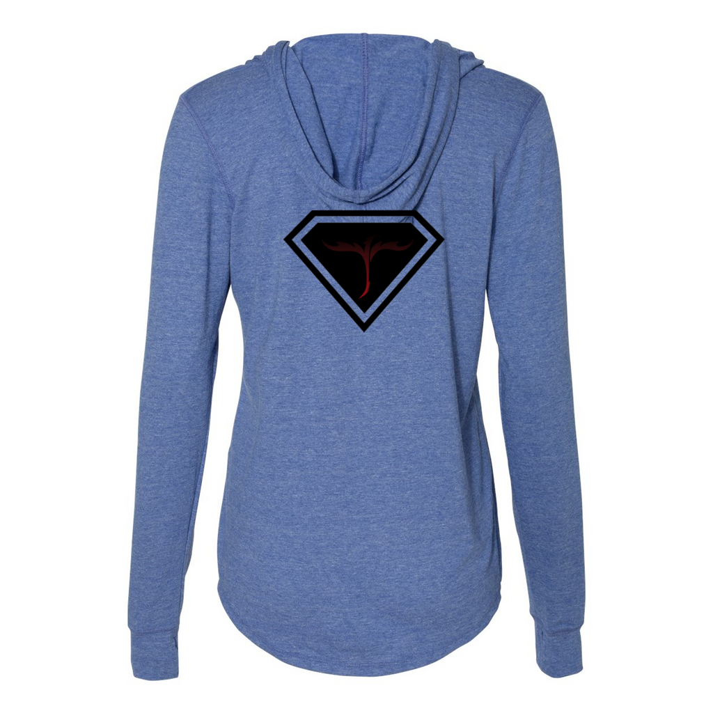 Originals Women's Triblend Hooded Pullover