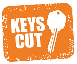 Key Cutting Service Available In Store