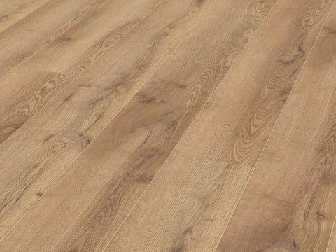 12MM MAMMUT 4V LP AC5 MOUNTAIN OAK NATURE EIR LAMINATE FLOORING 1.387 m2 Per Box