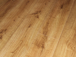 12MM ROBUSTO 4V AC5 HIGHLAND OAK LAMINATE FLOORING REDUCED TO €14.50 Per sq Yard