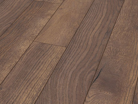 12MM ROBUSTO 4V AC5 PETTERSSON OAK DARK EIR LAMINATE FLOORING €15.55 Per sq Yard