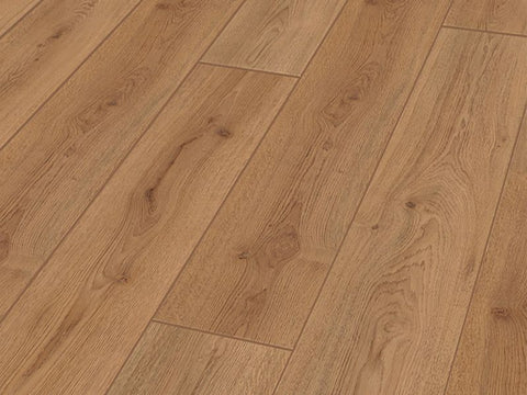 8MM EXCEL 4V AC4 BREWERY OAK LAMINATE FLOORING €8.15 Per sq Yard