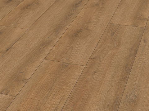 8MM EXCEL 4V AC4 KINSALE OAK LAMINATE FLOORING €9.20 Per sq Yard