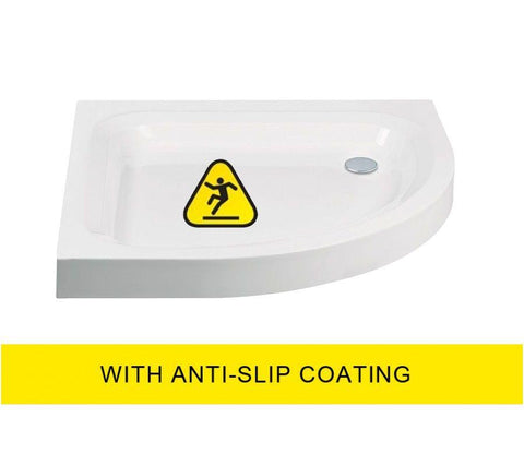 JT Ultracast 900 Quadrant Shower Tray - Anti Slip  Code A90Q100AS