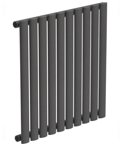 SONAS Amura Elliptical Tube Vertical Designer Radiator 600 Code ASPH60AT