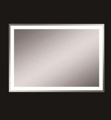SONAS Belle Mirror  with All Round LED Light 600Hx800W Code BLM6080
