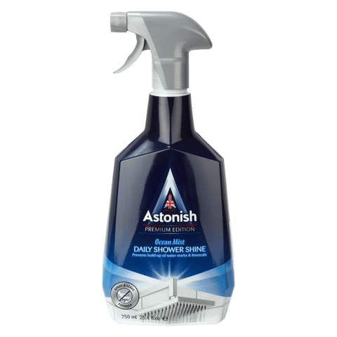 ASTONISH PREMIUM EDITION DAILY SHOWER SHINE OCEAN MIST (750ML)