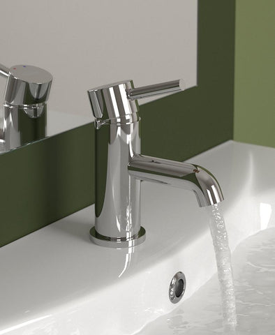 SONAS Harrow Basin Mixer with FREE Click Clack Basin Waste Code CORH002