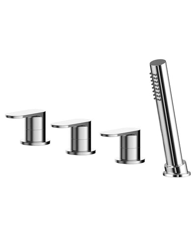 SONAS Norfolk 4 Hole Bath Shower Mixer Code CORN009