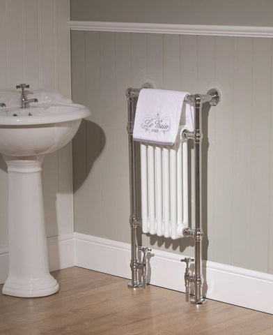 SONAS Croft 940 x 475 Heated Towel Rail Code CRO940