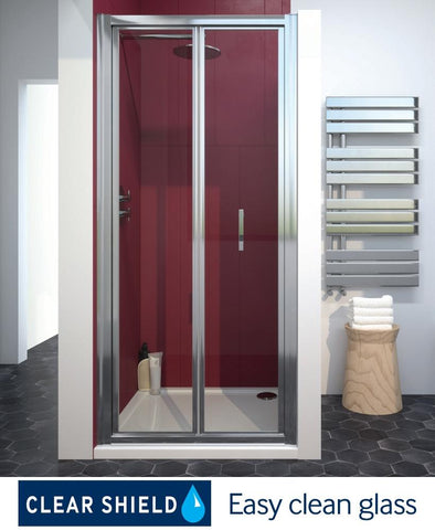 SONAS City Plus 900 Bifold Shower Door  Code CTP024