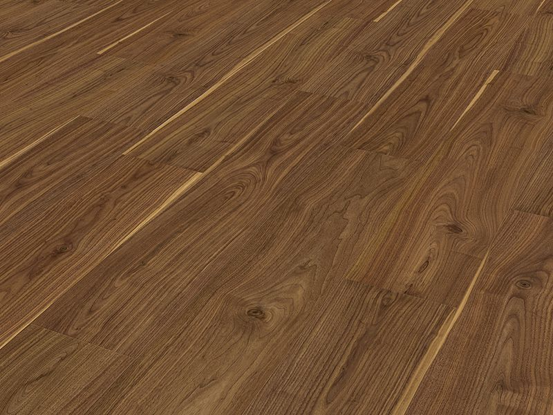 8MM DYNAMIC 4V AC4 MISSOURI WALNUT LAMINATE FLOORING €10.30 Per sq Yard