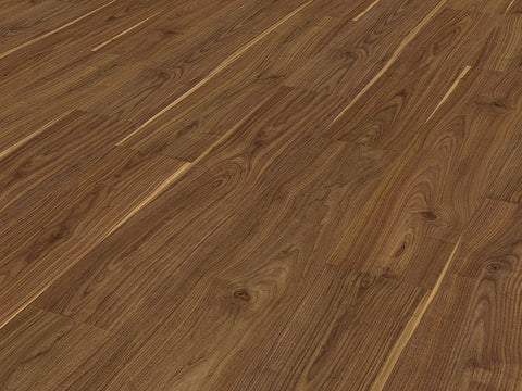 12MM ROBUSTO 4V AC5 CAROLINA WALNUT LAMINATE FLOORING €15.55 Per sq Yard
