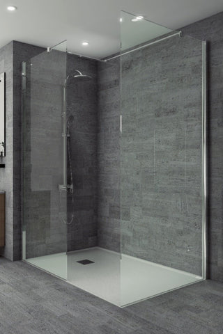 SONAS Studio 8mm Wetroom Front Panel 1000 Code DTSFP1000