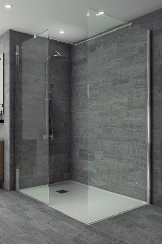 SONAS Studio 8mm Wetroom Side Panel 800 Code DTSSP800