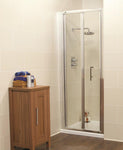 SONAS K2 950 Bifold Shower Door - Adjustment 900-960mm Code EK219CAB95