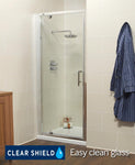 SONAS K2 700mm Pivot Shower Door - Adjustment 640-700mm Code EK219PV70