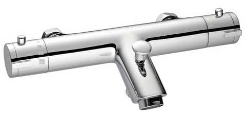 SONAS Form Wall Mounted Bath Shower Mixer Code ETFOR400