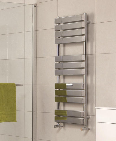 SONAS Forge 1200 x 500 Heated Towel Rail Code FOR12050CP