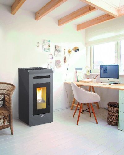 Kalor Fabia 12 Wood Pellet Air Stove
