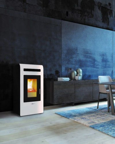 Kalor Fabia 12D Ductable Wood Pellet Air Stove
