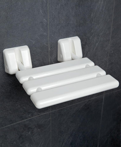 SONAS Wall Mounted Folding Shower Seat 345X345mm Code GED228302