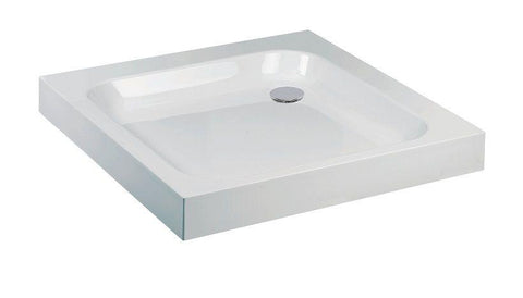 JT Ultracast 700 Square Shower Tray  Code HSPA70100