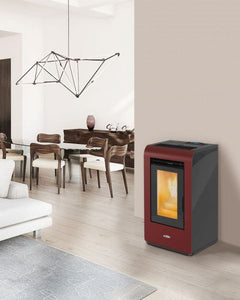 Kalor Martina 7 Wood Pellet Air Stove